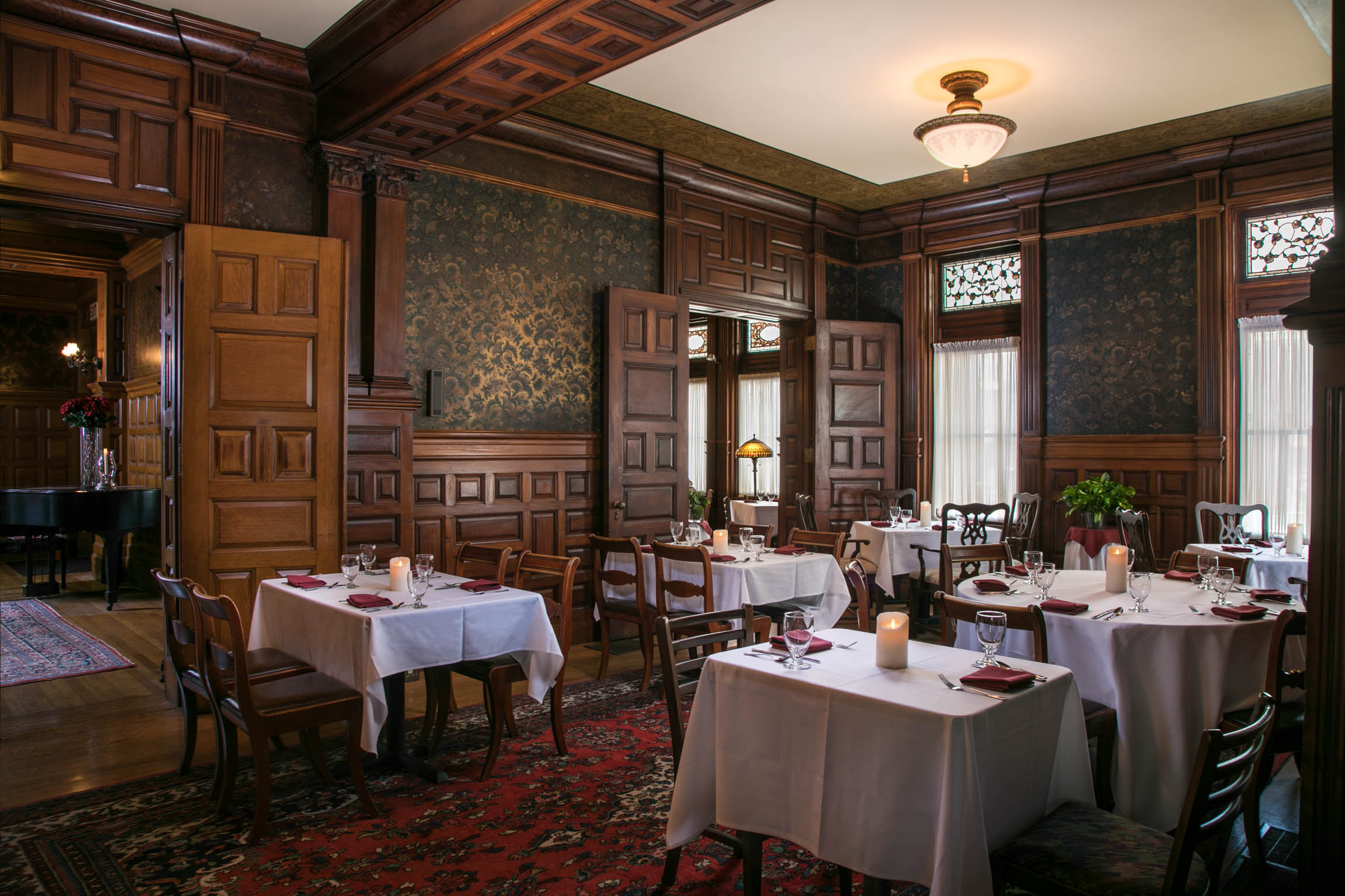 Intimate Dining Room